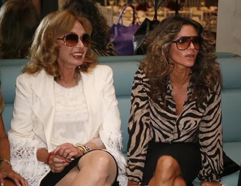 María Elena Torruco y Paula Arango son algunas de nuestro listado de mujeres que sacaron la belleza de sus progenitoras y algunas hasta la superaron.