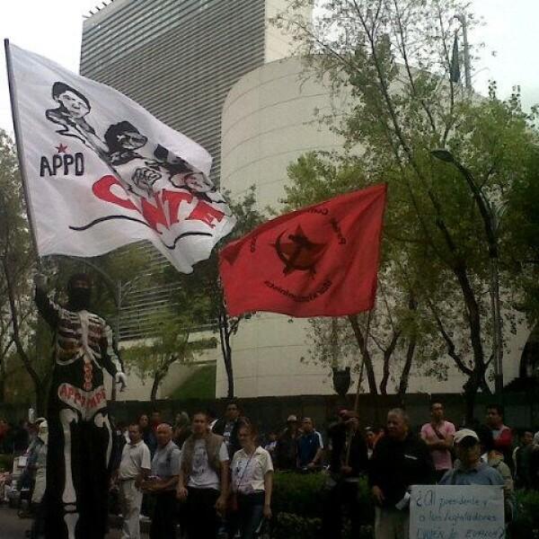 marcha reforma congreso 14