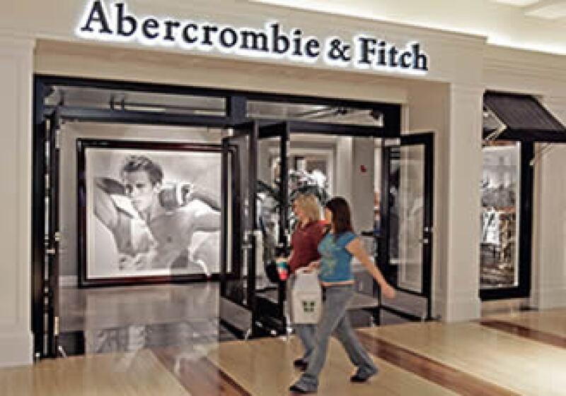 Las marcas estadounidenses Abercrombie y Aeropostale son de las más copiadas por el éxito que han tenido en México. (Foto: AP)