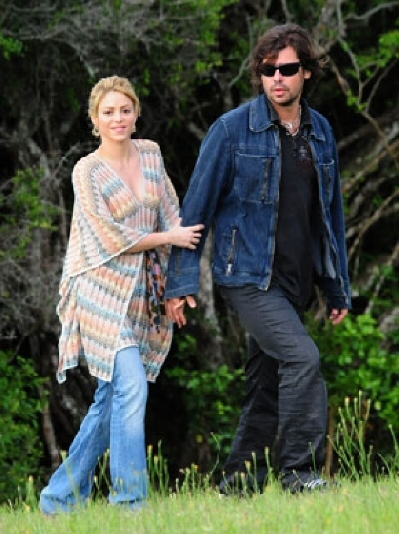 La pareja fue detenida en Punta del Este, Uruguay, por conducir a exceso de velocidad; el vehículo era manejado por el novio de la cantante.