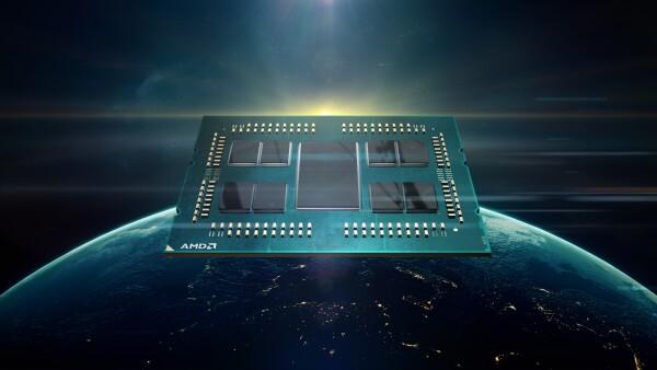 EPYC Rome de AMD