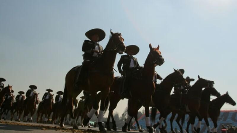 desfile 20 noviembre