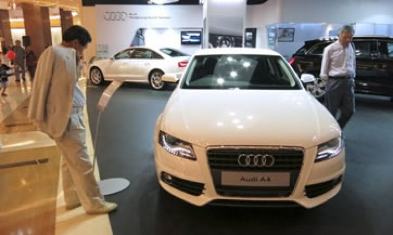 Con las cifras de la primera mitad del año, Audi cerró la brecha con su rival BMW. (Foto: Reuters)