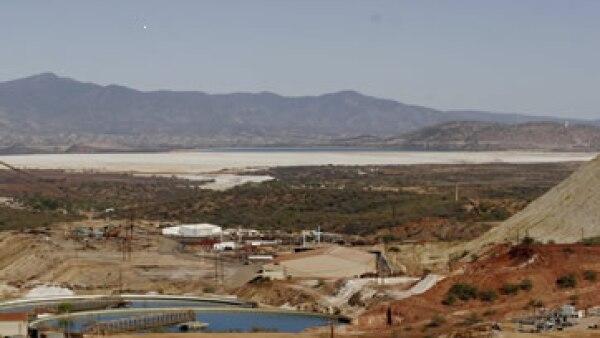 La mina de Cananea contiene los mayores yacimientos de cobre mineral en exportación en el mundo. (Foto: Cuartoscuro )