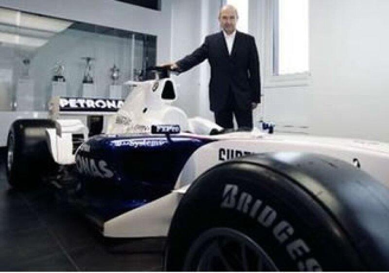 Sauber, comprador del equipo de BMW, dijo que éste tiene buen futuro. (Foto: Reuters)
