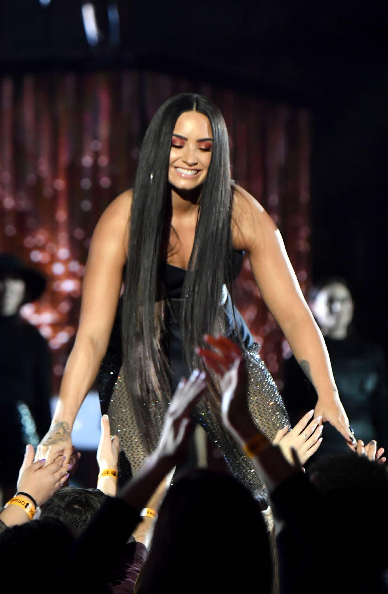 MTV EMA 2017, Demi Lovato