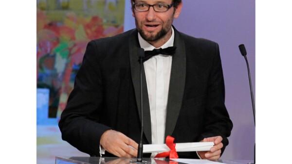 """Carlos Reygadas ganó el premio como Mejor Director por su película """"Post tenebras lux"""", en la edición número 65 de este reconocido festival internacional de cine."""