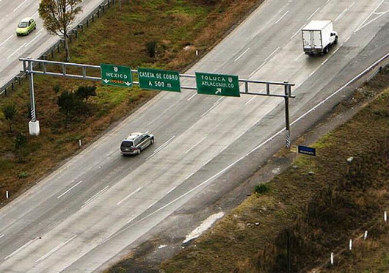 Autopista a Atlacomulco