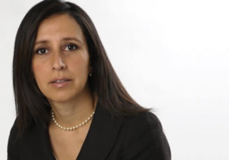 Vicepresidenta de Recursos Humanos para México y América Latina de American Express (Foto: Especial)