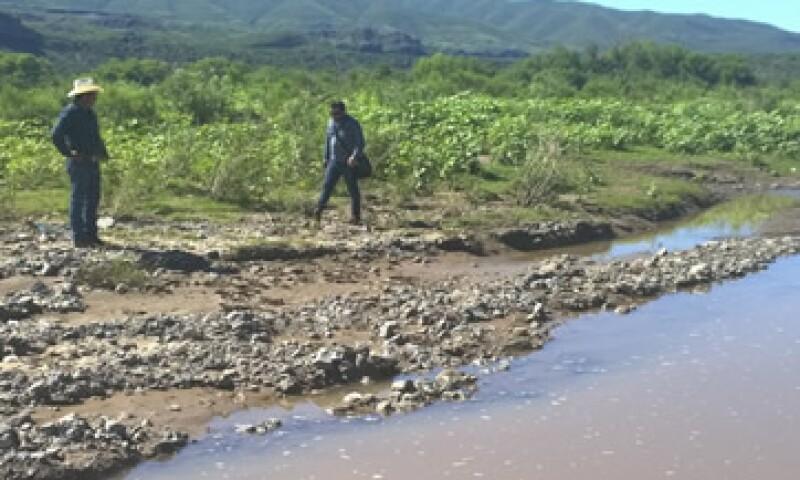 Las autoridades mexicanas anunciaron el jueves pasado la creación de un fideicomiso para reparar los daños del derrame. (Foto: Cuartoscuro)