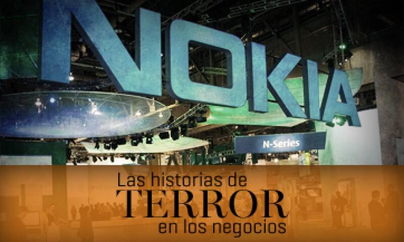 En 2011, Nokia se convirtió en el socio oficial para portar el sistema operativo de Microsoft, Windows Phone. (Especial)