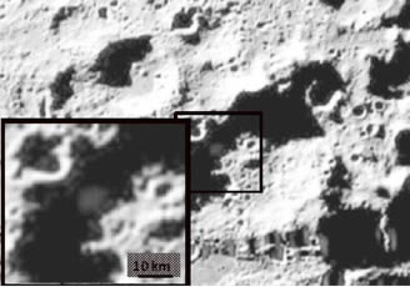 La misión LCROSS fue lanzada para esclarecer las dudas sobre la existencia de agua en el satélite. (Foto: Cortesía NASA)