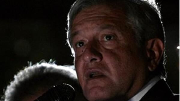 Andrés Manuel López Obrador se presentará en el noticiero estelar de Televisa este miércoles. (Foto: Reuters)