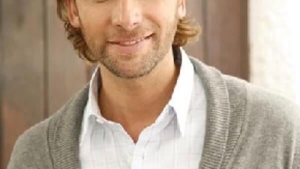 El guapo actor argentino invitó a Quién.com a la grabación de un nuevo comercial en el que participa.