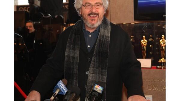 El actor  y director estadounidense murió el lunes a los 69 años de edad por complicaciones derivadas de una condición vascular que padeció durante años.