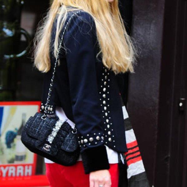 Desde que protagonizaba `The O.C´, Mischa Barton es fiel a Chanel.