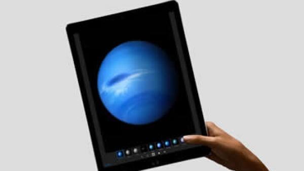 iPad Pro será el gadget con la pantalla más grande en la historia de Apple. (Foto: Cortesía/Apple )