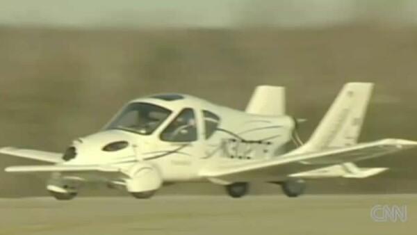 auto volador transition