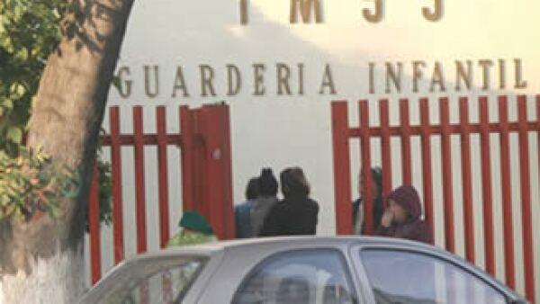 El IMSS no ha entregado la información de la guardería Estancia Infantil Niño Feliz a la Procuraduría General de la República. (Foto: Archivo NTX)