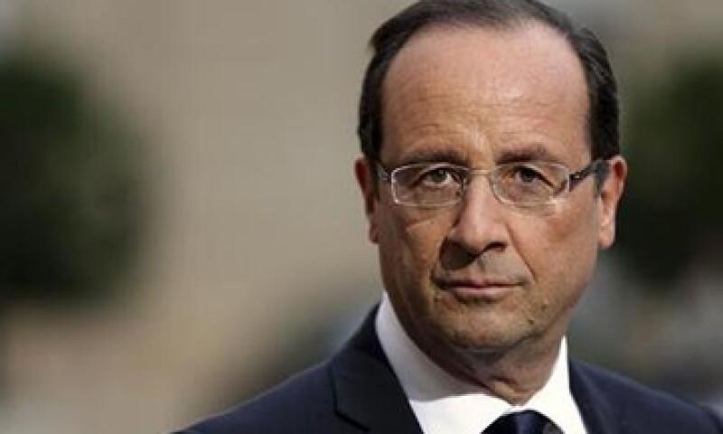 El Gobierno de Hollande no está reaccionando ante la crisis que se avecina. (Foto: Reuters)