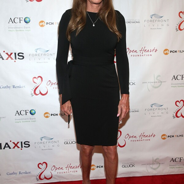 Open Hearts Foundation 10th Anniversary, Arrivals, Los Angeles, USA - 15 Feb 2020