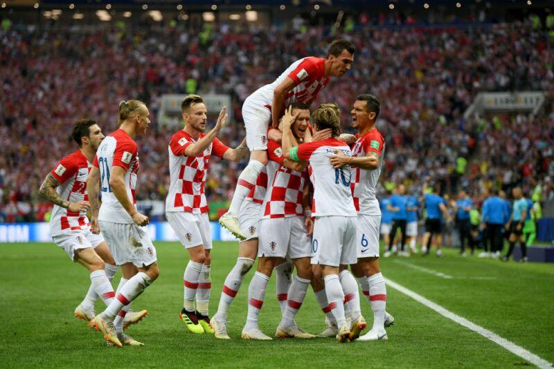 Croacia en el Mundial