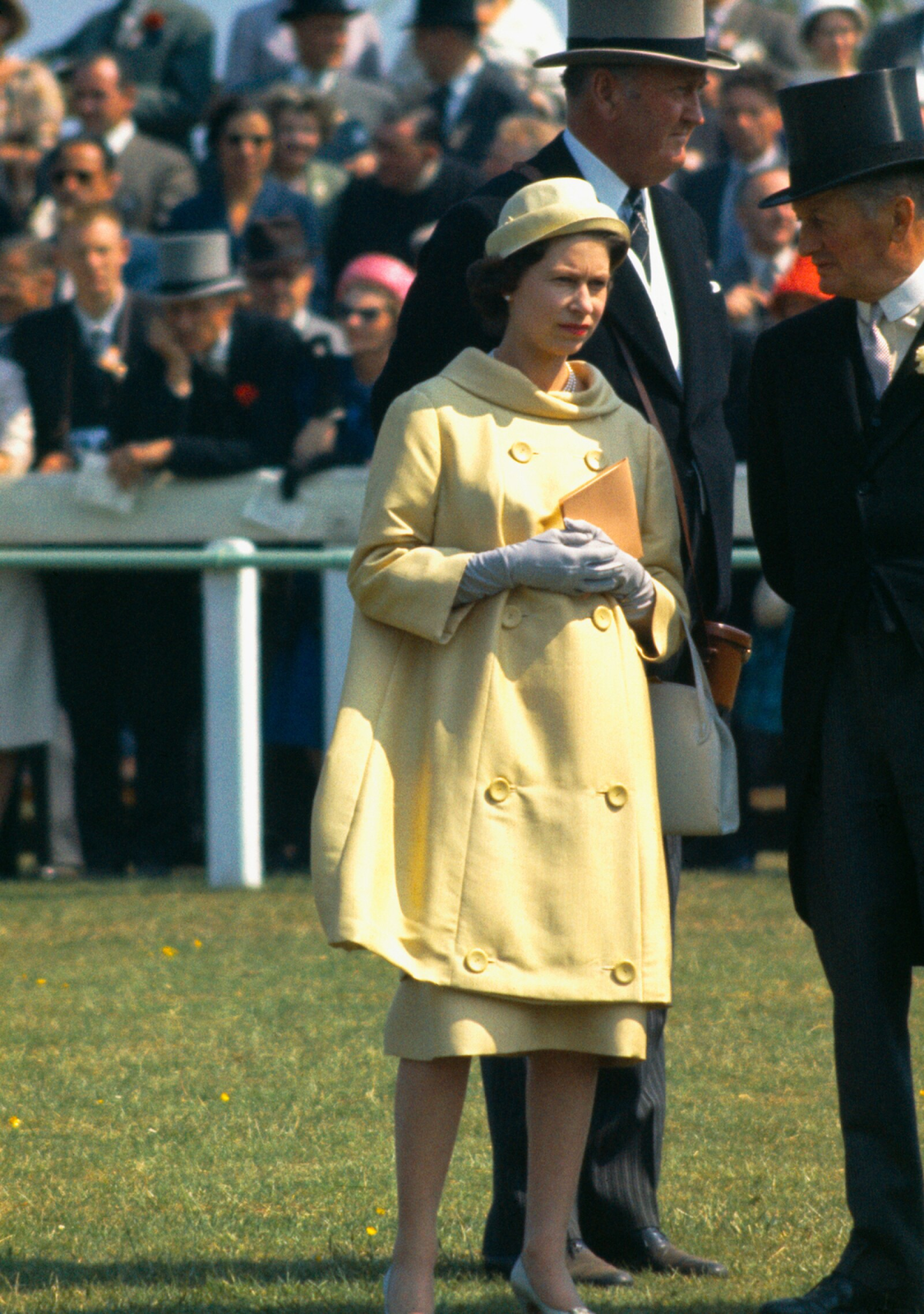 Queen At The Oaks