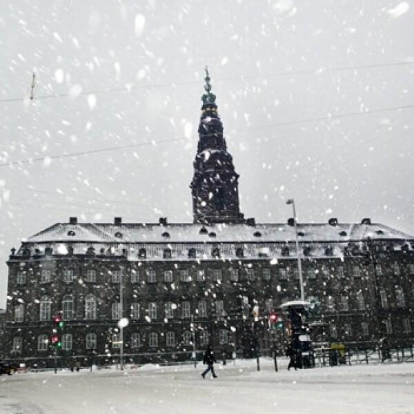 Dinamarca - Parlamento