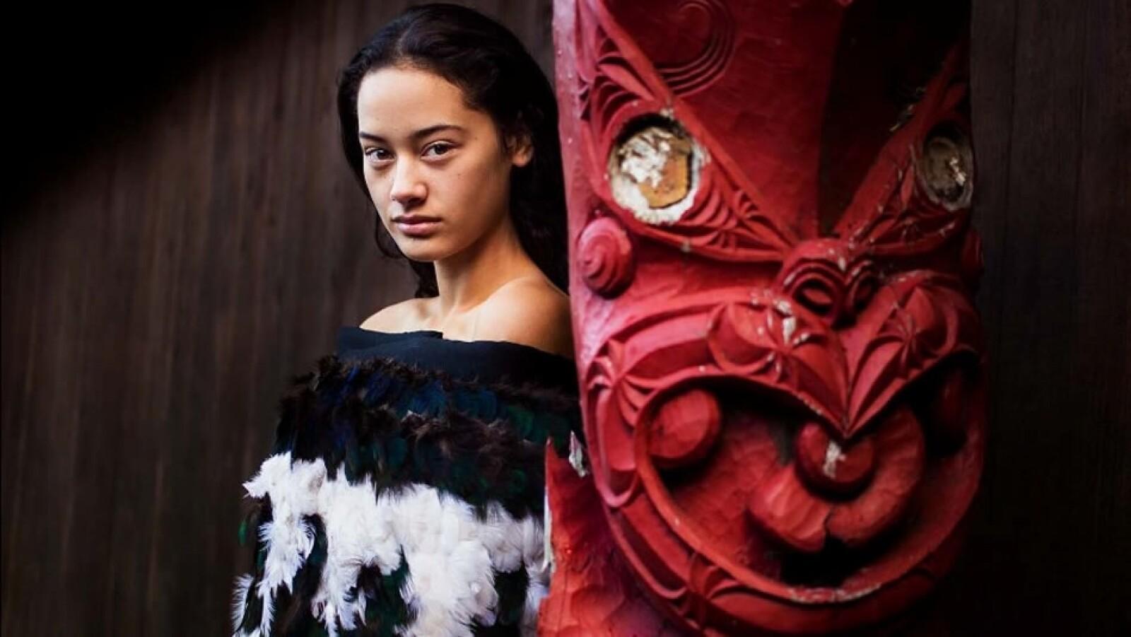 mujer nueva zelandia