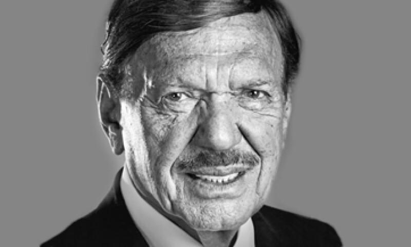 Roberto González Barrera murió el 25 de agosto a pocos días de cumplir 82 años. (Foto: Gilberto Contreras)