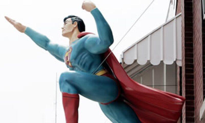 Los creadores de Superman, Jerry Siegel y Joe Shuster, recibieron 412 dólares (Foto: AP)