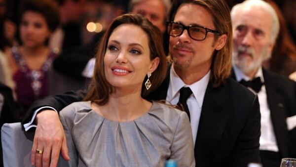La boda de dos de los actores más famosos de Hollywood pasó desapercibida por unos días.