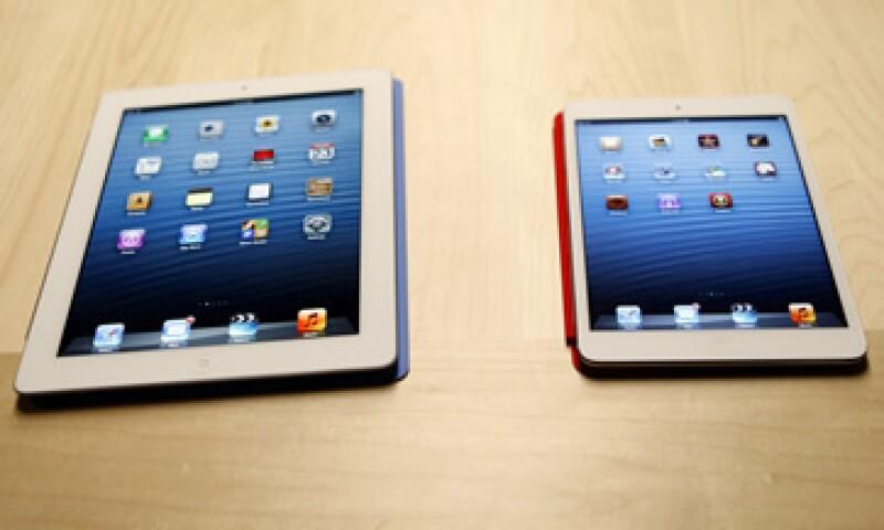 Los dos gadgets más pedidos por los niños son el iPad y iPad mini.  (Foto: Archivo)