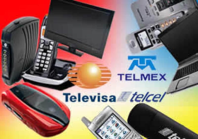 Televisa y la nueva AMóvil se enfrentarán en la lucha por captar más usuarios en los servicios de telefonía móvil. (Foto: Fotoarte Jorge Márquez)