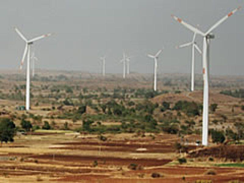 Actualmente, la energía producida por el viento genera sólo 1% de la electricidad en el país. (Foto: Archivo)