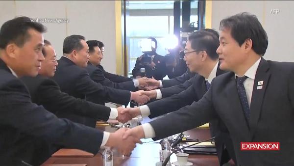 -AFP- Corea del Norte propone asistir a JJOO en diálogo con del Sur