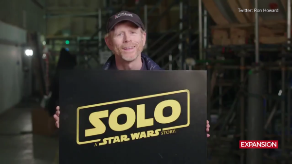 El director Ron Howard revela cuál será el nombre de la película de Han Solo
