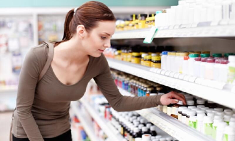 El mercado de farmacias de cadena tiene un valor de más de 700,000 millones de pesos en México, según datos de Walmart. (Foto: Getty Images)
