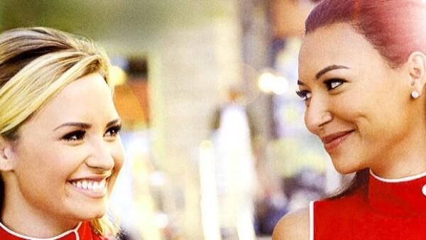 Demi Lovato y Naya Rivera.