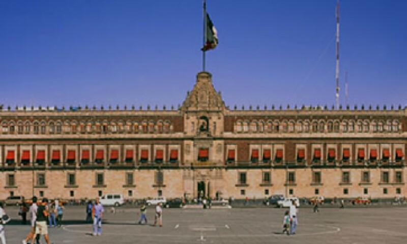El Palacio Nacional era antes conocido como las Casas Nuevas de Moctezuma y fue la sede de la Audiencia Nacional. (Foto: Cortesía Palacio Nacional )