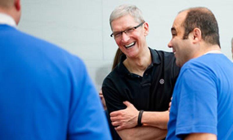 La condición para gozar de las prestaciones de Apple es no decir una palabra sobre el área de trabajo. (Foto: Getty Images)