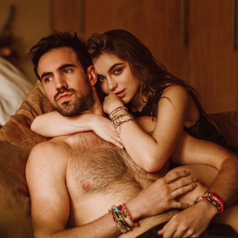 Pablo Bernot y Sofía Castro