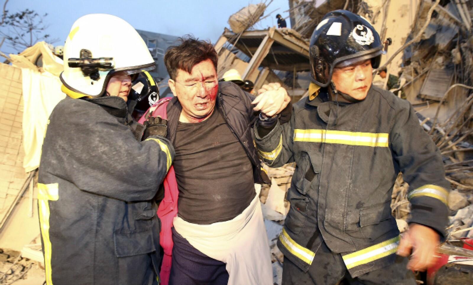 26 personas han sido hospitalizadas.