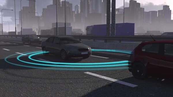 Así es como funcionan los vehículos autónomos