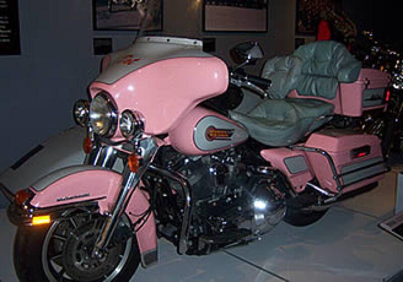 Harley Davidson busca entrar en el gusto de las mujeres. (Foto: Cortesía Harley Davidson)