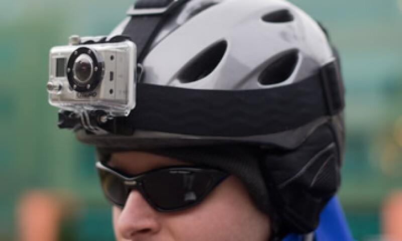 El dispositivo de Apple es similar a las cámaras que se colocan en el cuerpo disponibles en el mercado. (Foto: AFP )