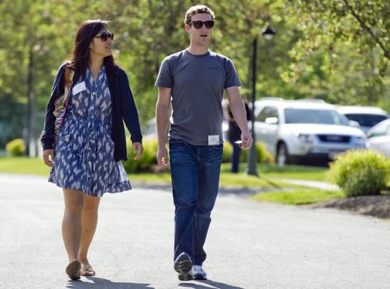 La pareja seguirá viviendo en su casa en Palo Alto, California.