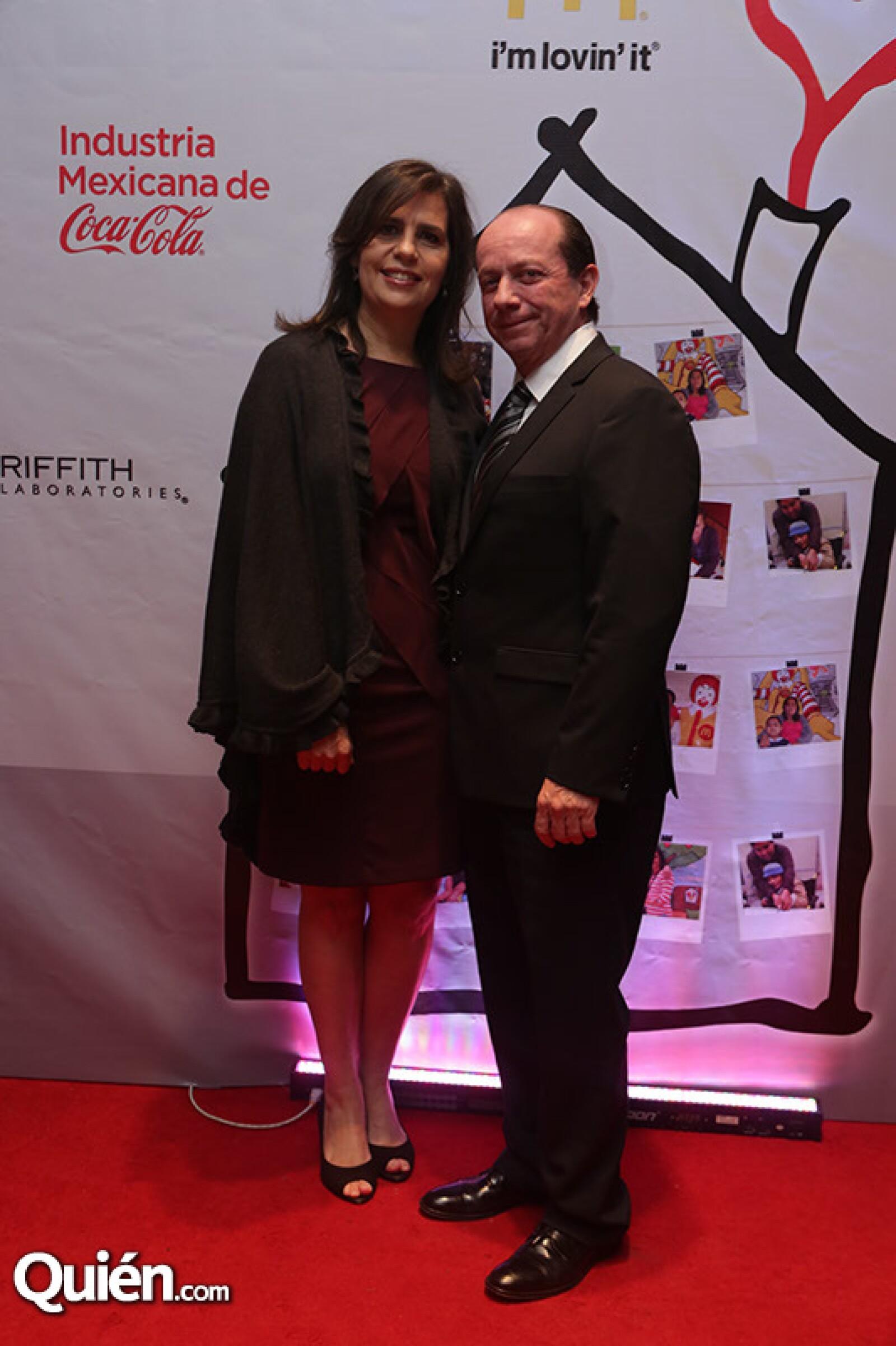 Karen y Mario Daniel