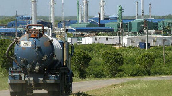Cuba compa��a petrolera