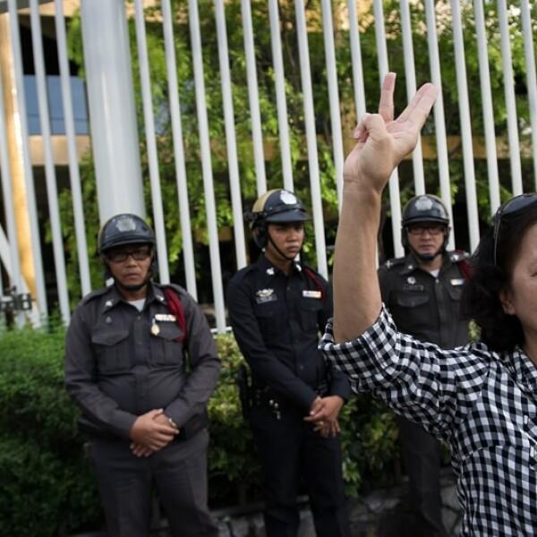 Juegos del Hambre Tailandia 3
